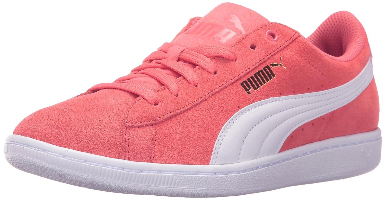 PUMA Women's Vikky Sfoam Fashion Sneaker B01C00T6N4 7 M US Porcelain Rose/Puma