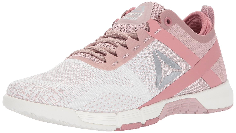 Reebok Women's Crossfit Grace Tr Track Shoe B01NCSUBZV 10 B(M) US|Shell Pink/Chalk/Sandy Rose/Silver Metallic