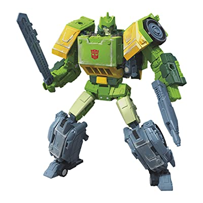 "Transformers Toys Generations War for Cybertron Voyager Wfc-S38 Autobot Springer Action Figure - Siege Chapter - Adults & Kids Ages 8 & Up, 7"": Toys & Games"