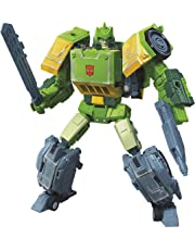 """TRANSFORMERS - 10"""" Springer Action Figure - Generations - War for Cybertron: Siege Voyager Class - Takara Tomy - Kids Toys - Ages 8+"""