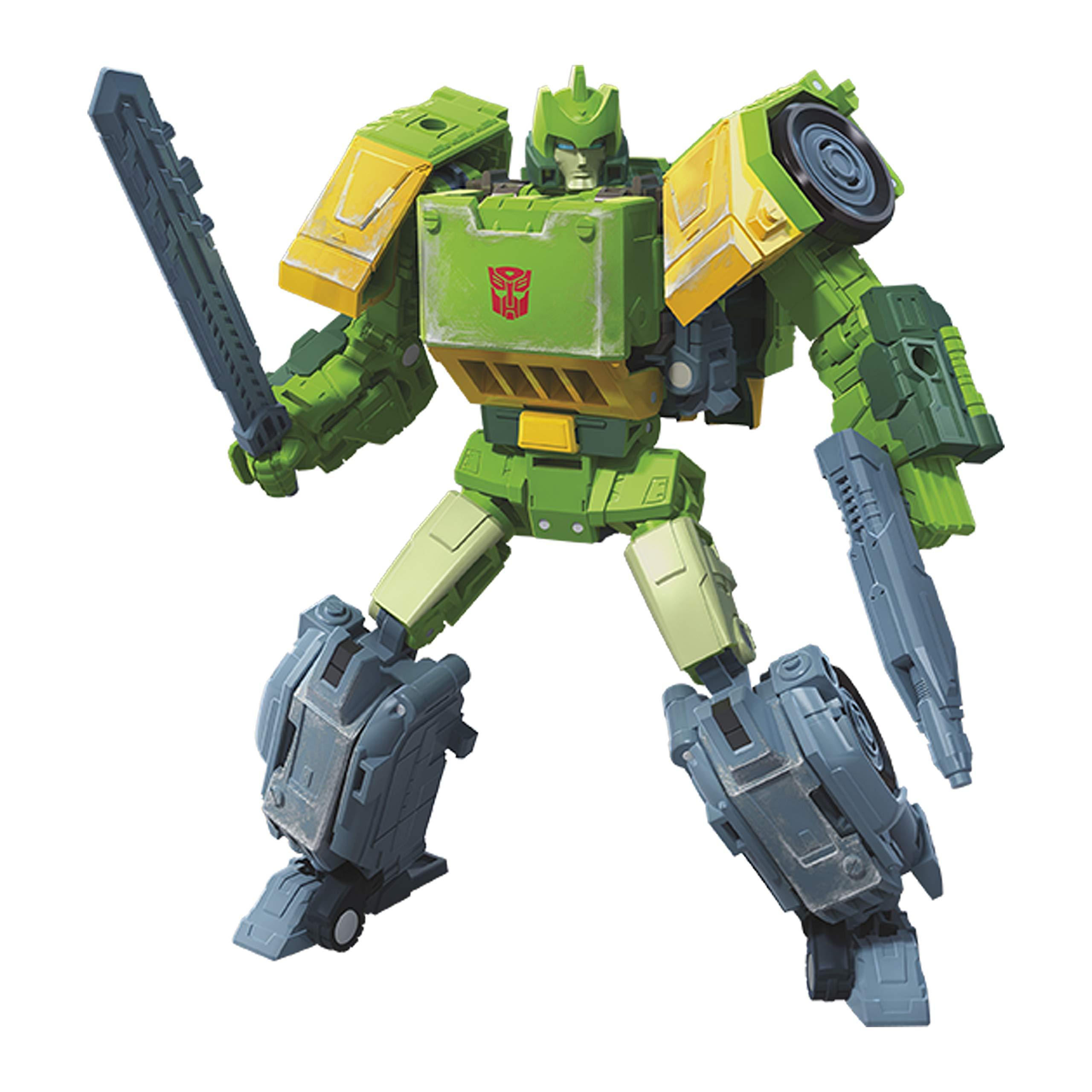 Transformers Toys Generations War for Cybertron Voyager Wfc-S38 Autobot Springer Action Figure - Siege Chapter - Adults & Kids Ages 8 & Up, 7''