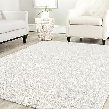 Teppich Home Star Shaggy Teppich Farbe Hochflor Langflor Teppiche Modern  Für Wohnzimmer Schlafzimmer Uni Farben