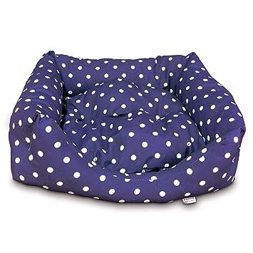 Baldiflex Cuccia colchón colchón de la cama Sleepy Perro y gato 60x40 cm: Amazon.es: Hogar