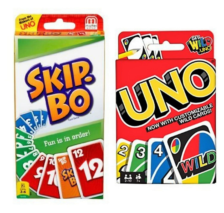 Image result for skip-bo card game