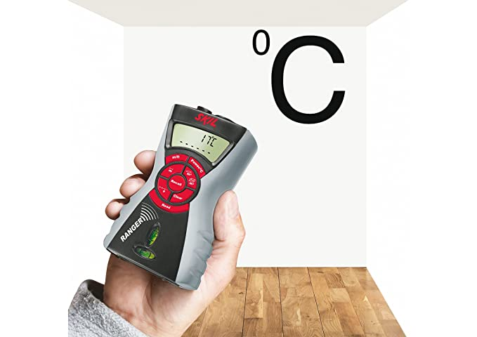 Skil Ultraschall Entfernungsmesser 0520 : Skil ultraschallentfernungsmesser aa amazon baumarkt