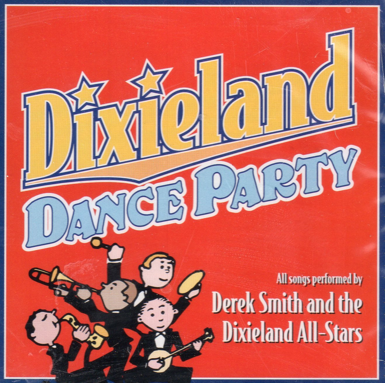 Dixieland Dance Party by Time Life Music