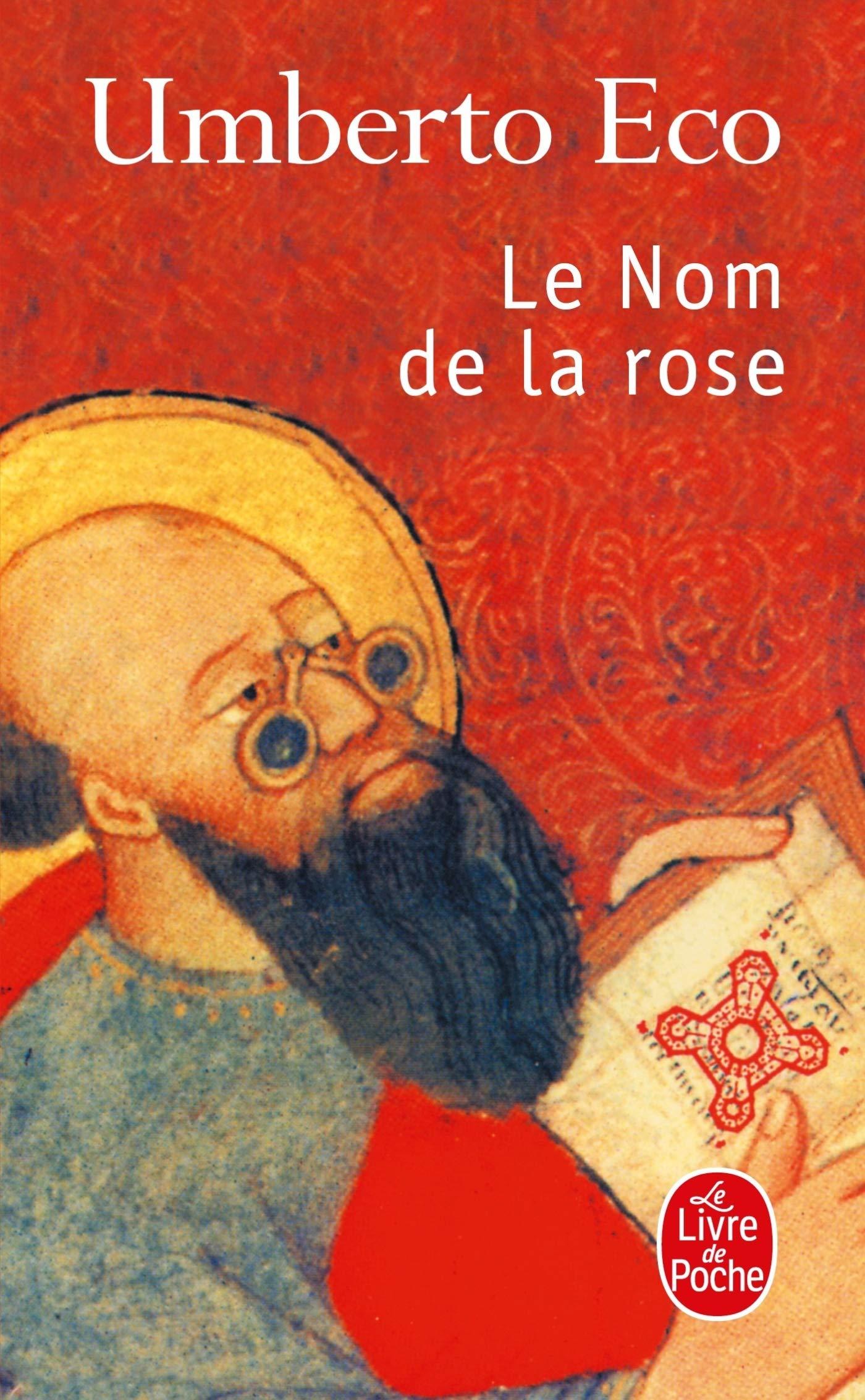 """Résultat de recherche d'images pour """"le nom de la rose livre"""""""