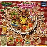 ポケットモンスターXY ポケモンアイシングクッキーストラップ 全6種セット ガチャガチャ