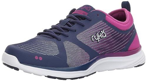 Zapato RYKA Women's Vestige Rzx Cross-Trainer, gris / rosa, 5 M US