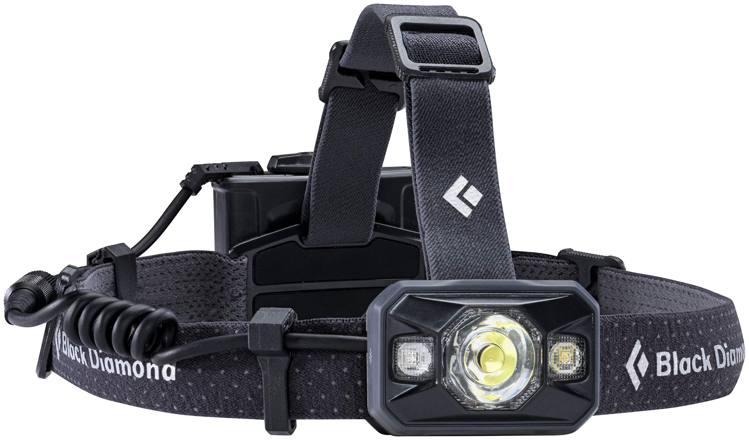 Black Diamond Icon Headlamp, Black by Black Diamond