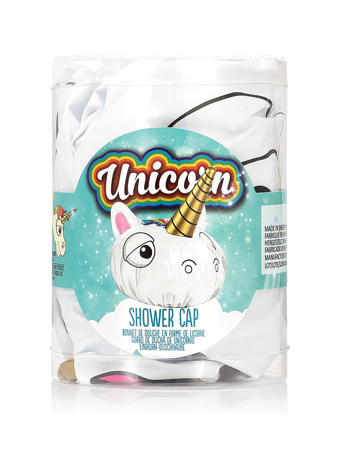 NPW Unicorn Shower Cap NP36633