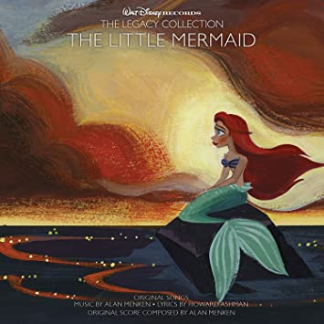 Walt Disney Records The Legacy Collection Little Mermaid 2 CD