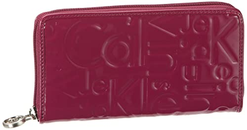 Calvin Klein Jeans Maggie CSY104 ABP00 - Monedero de charol ...