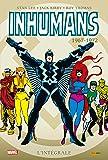 Inhumans intégrale T01 1967-1972