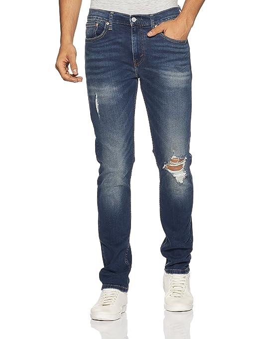 Levi's Men's (511) Slim Fit Jeans Men's Jeans at amazon