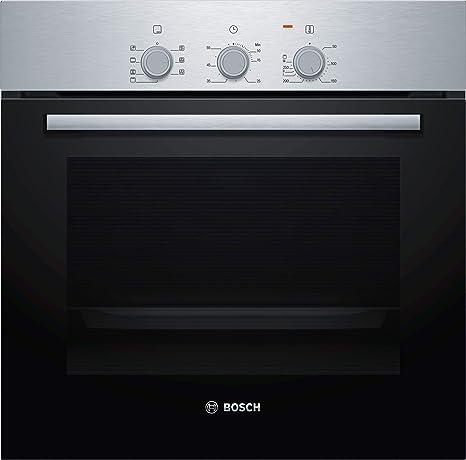 Bosch - Horno eléctrico empotrable Serie 2 HBF031BR0 Capacidad 66 ...