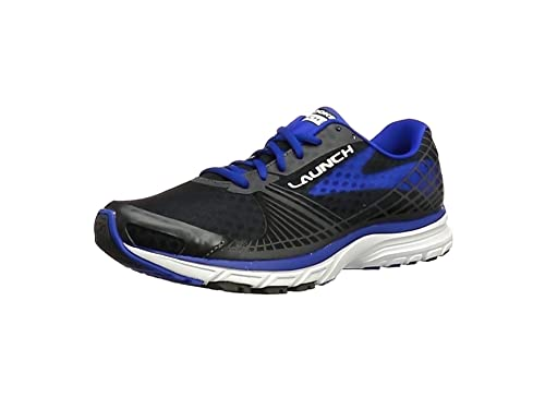 Brooks Launch 3 M, Zapatillas de Running para Hombre, High Risk Red/Black/Nightlife, 41 EU: Amazon.es: Zapatos y complementos