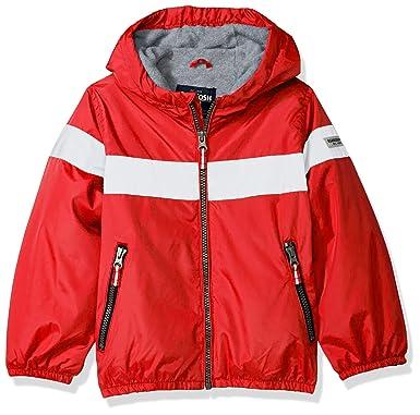 Amazon.com  OshKosh B Gosh Boys  Midweight Active Fleece Lined Jacket   Clothing 81dc165cd