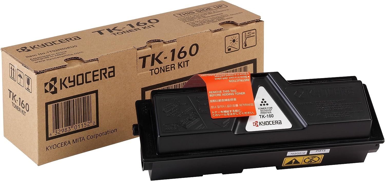 Kyocera Tk 160 Original Toner Kartusche Schwarz 1t02ly0nlc Kompatibel Für Ecosys P2035d Fs 1120d 2 500 Seiten Bürobedarf Schreibwaren
