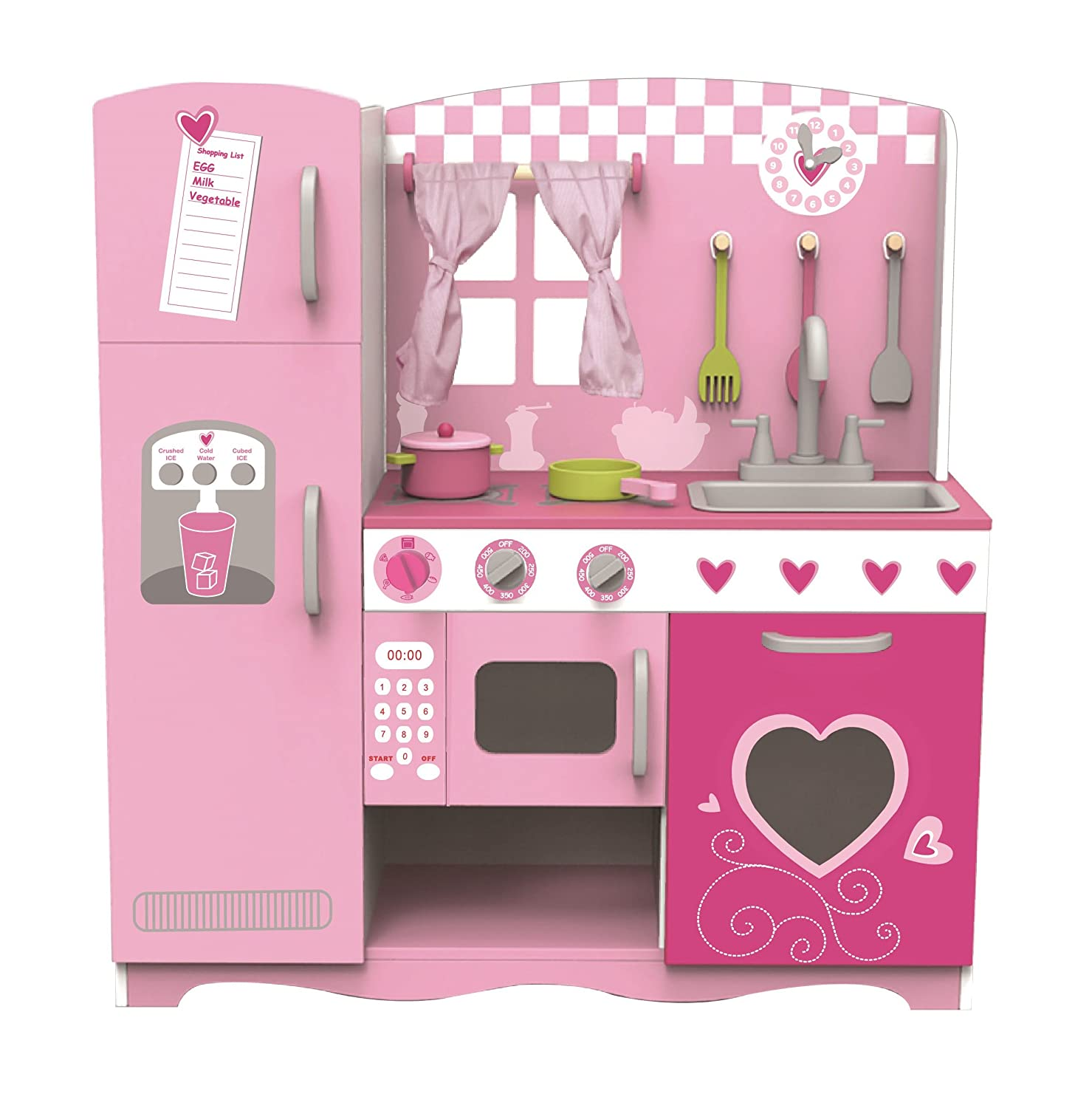 Buy classic world pink kitchen set online at low prices in india amazon in
