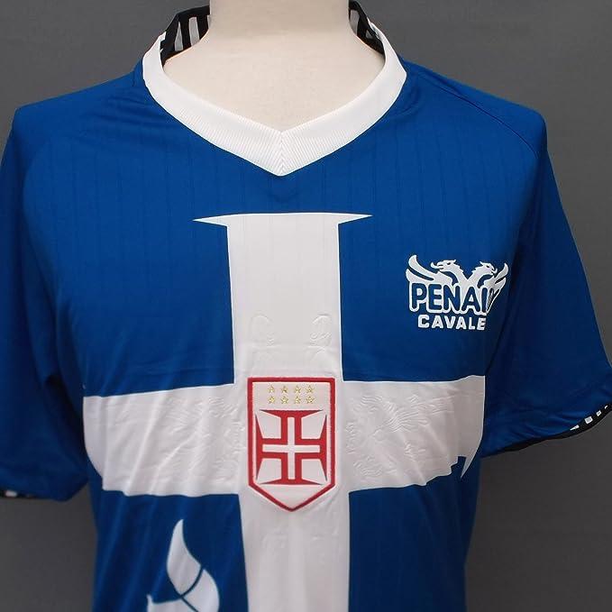e6597554d85 Vasco da Gama 2013/14 Third Replica Football Shirt Blue - size L:  Amazon.co.uk: Clothing