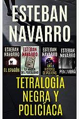 PACK PROMO de la tetralogía negra y policíaca (Spanish Edition) Kindle Edition