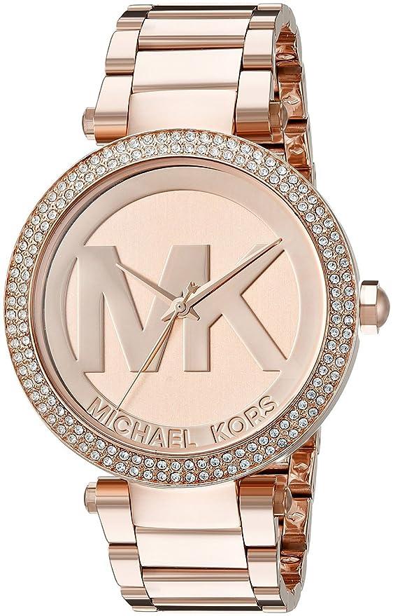 Handgelenk Damen Rosa Mk Armbanduhr Mk5865 Uhren Farbe BCeQrdxWo