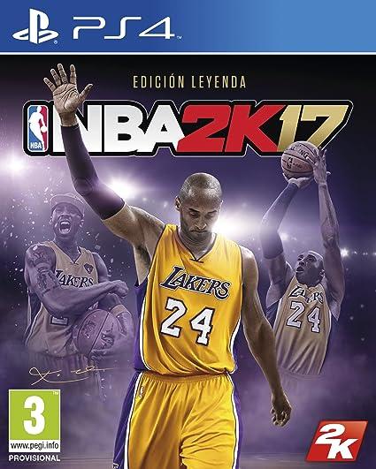 NBA 2K17 - Edición Leyenda: playstation 4: Amazon.es: Videojuegos