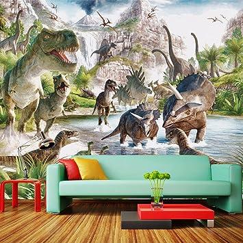 Leegt 3d Papier Peint Wallpaper Fresque Mural Poster Personnalise