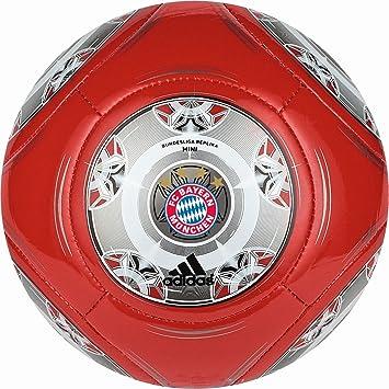 Adidas - Balón de fútbol (tamaño pequeño), diseño de FC Bayern ...