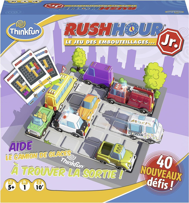Ravensburger- Jeu de logique - Rush Hour Junior (76304): Amazon.es: Juguetes y juegos