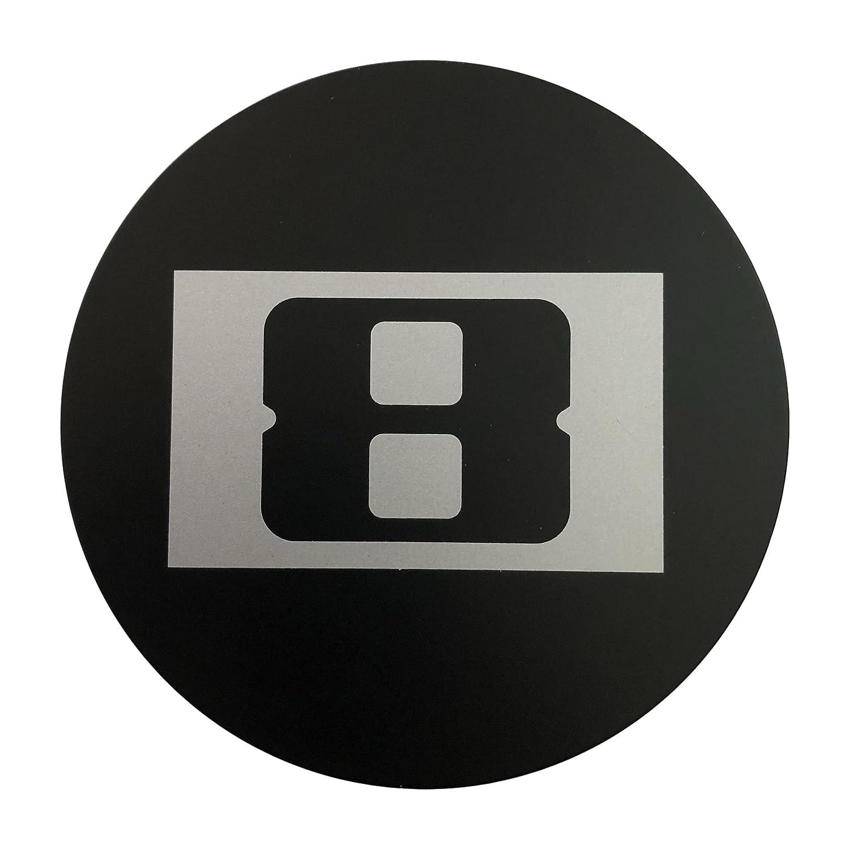 Atonix Blue TPU Chrome Gloss Finishing Smart Keyless Entry F10 Remote Key Fob Case for BMW