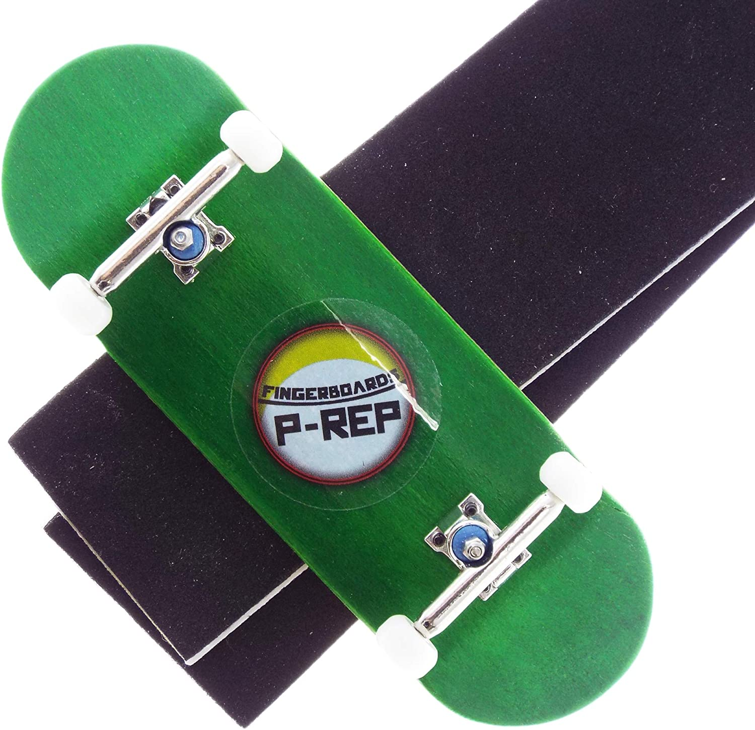 Pink P-REP Solid Performance Complete Wooden Fingerboard 32mm x 100mm Dyed