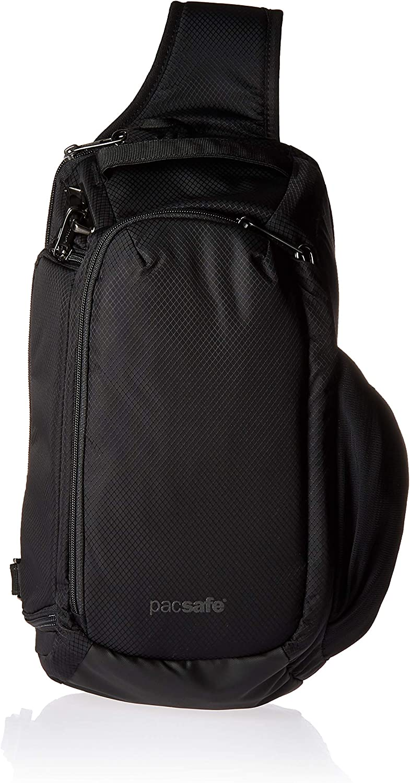 PacSafe Camsafe X9 Anti-Theft Camera Sling Pack-Black
