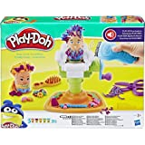 Play-Doh Buzz 'n Cut Fuzzy Pumper Barber Shop Toy