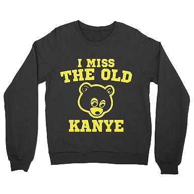 Miss Old Kanye West Sweatshirt Black