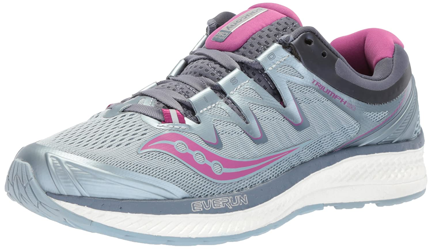 Fog Grey Saucony Women's Triumph ISO 4 Running shoes