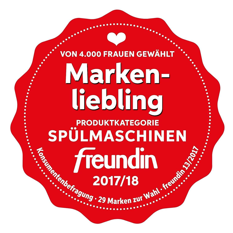 2660 L//jahr//Programm-Ablaufanzeige 266 kWh//Jahr Beko DFN26420W Geschirrsp/üler Freistehend//A++