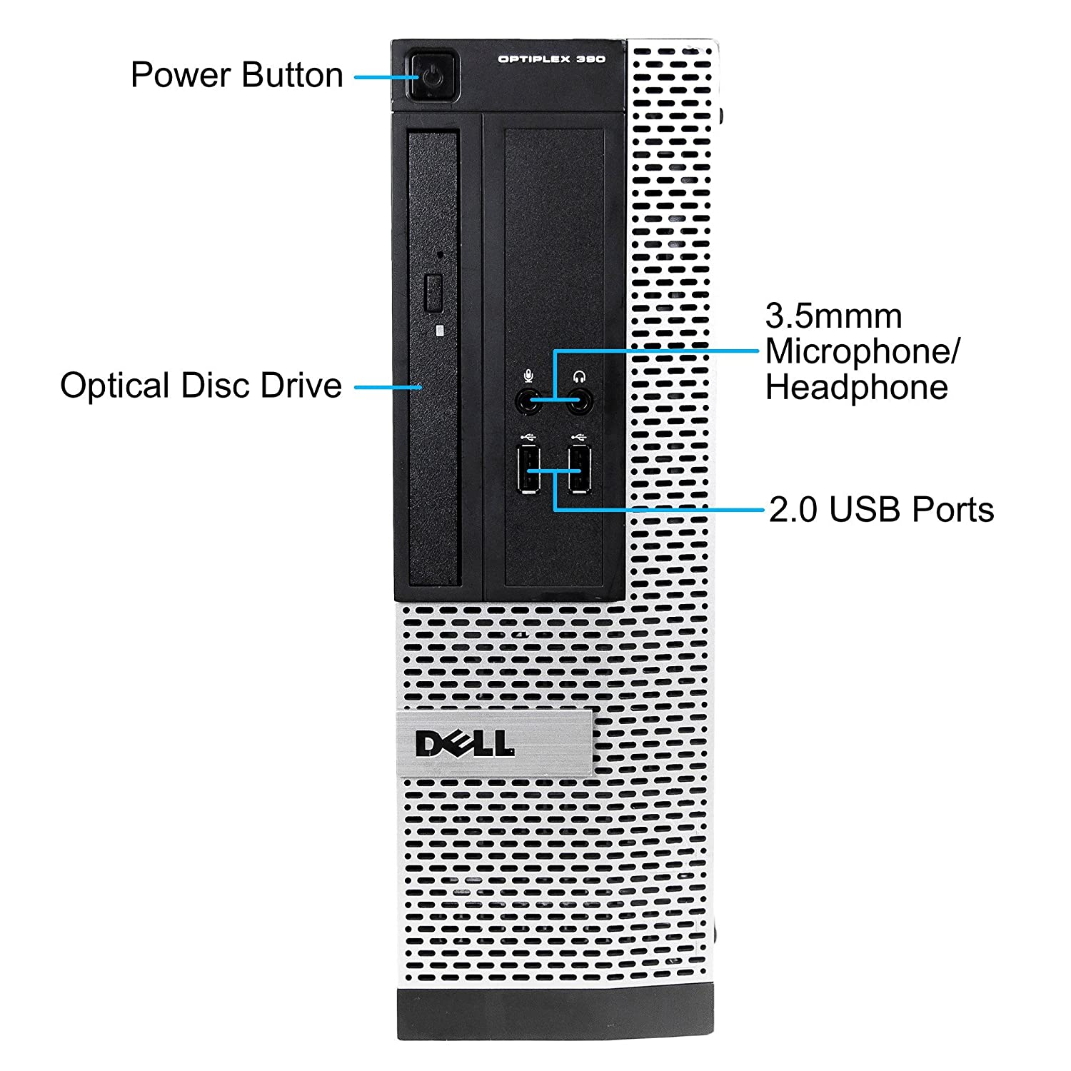 Amazon 2016 dell optiplex 390 business high performance sff amazon 2016 dell optiplex 390 business high performance sff desktop computer pc intel quad core i5 2400 up to 34ghz 8gb ddr3 1tb hdd hdmi dvd pooptronica