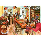 """1000 Piece Jigsaw Puzzle - Toffee Apples - From The Panmure Collection - """"New July 2017"""""""