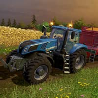 Farmer Harvest Tractor Simulator