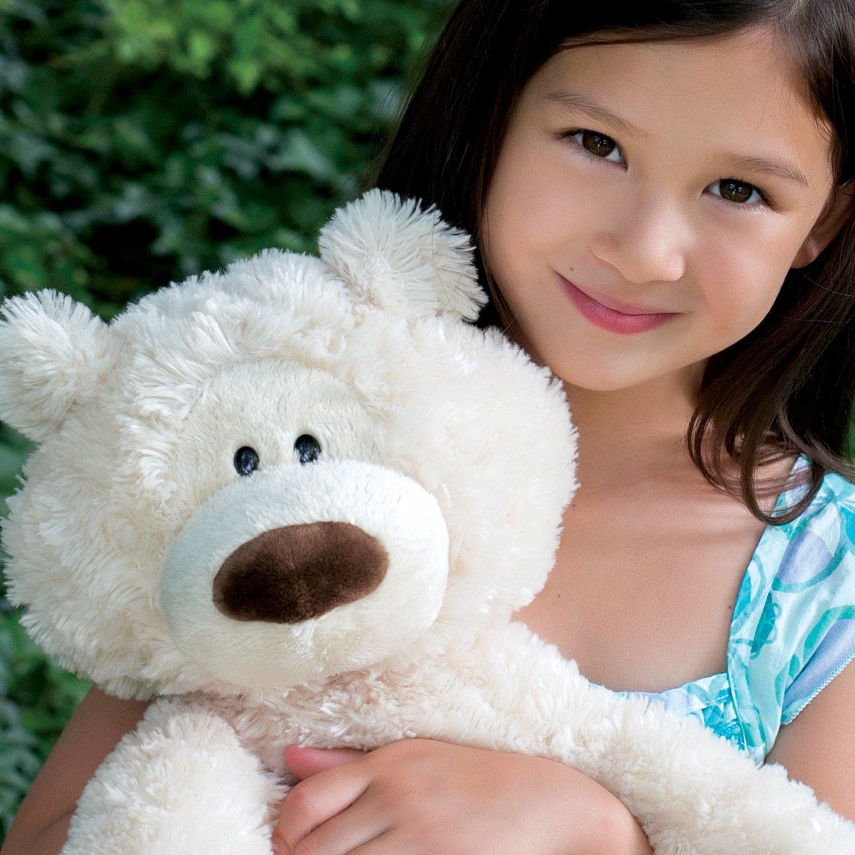 GUND Philbin Teddy Bear Large Stuffed Animal Plush, Beige, 18''