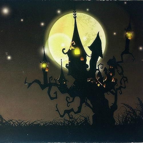 Amazon.com: Halloween Decorations Haunted House Mansion ...