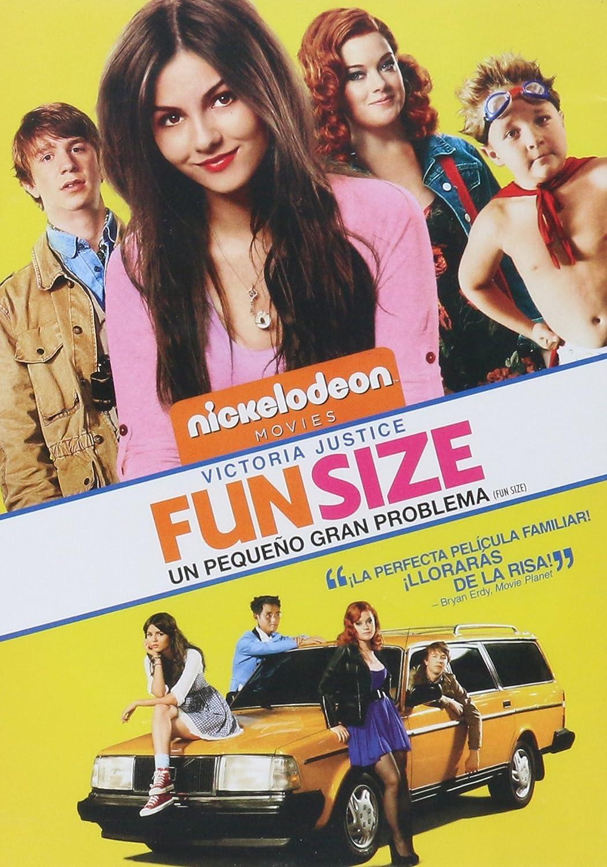 Fun Size Un Pequeño Gran Problema Fun Size Mx Películas Y Series De Tv