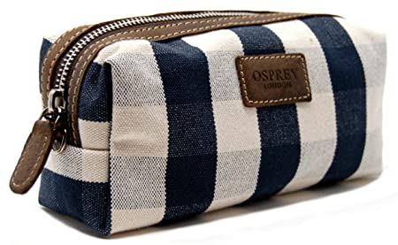 e8e79a3b2a Image Unavailable. Image not available for. Colour  Osprey of London Small Wash  Bag   ...