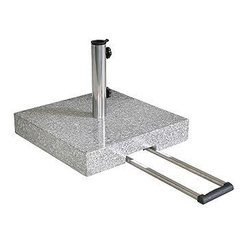 pied de parasol granit 60 kg