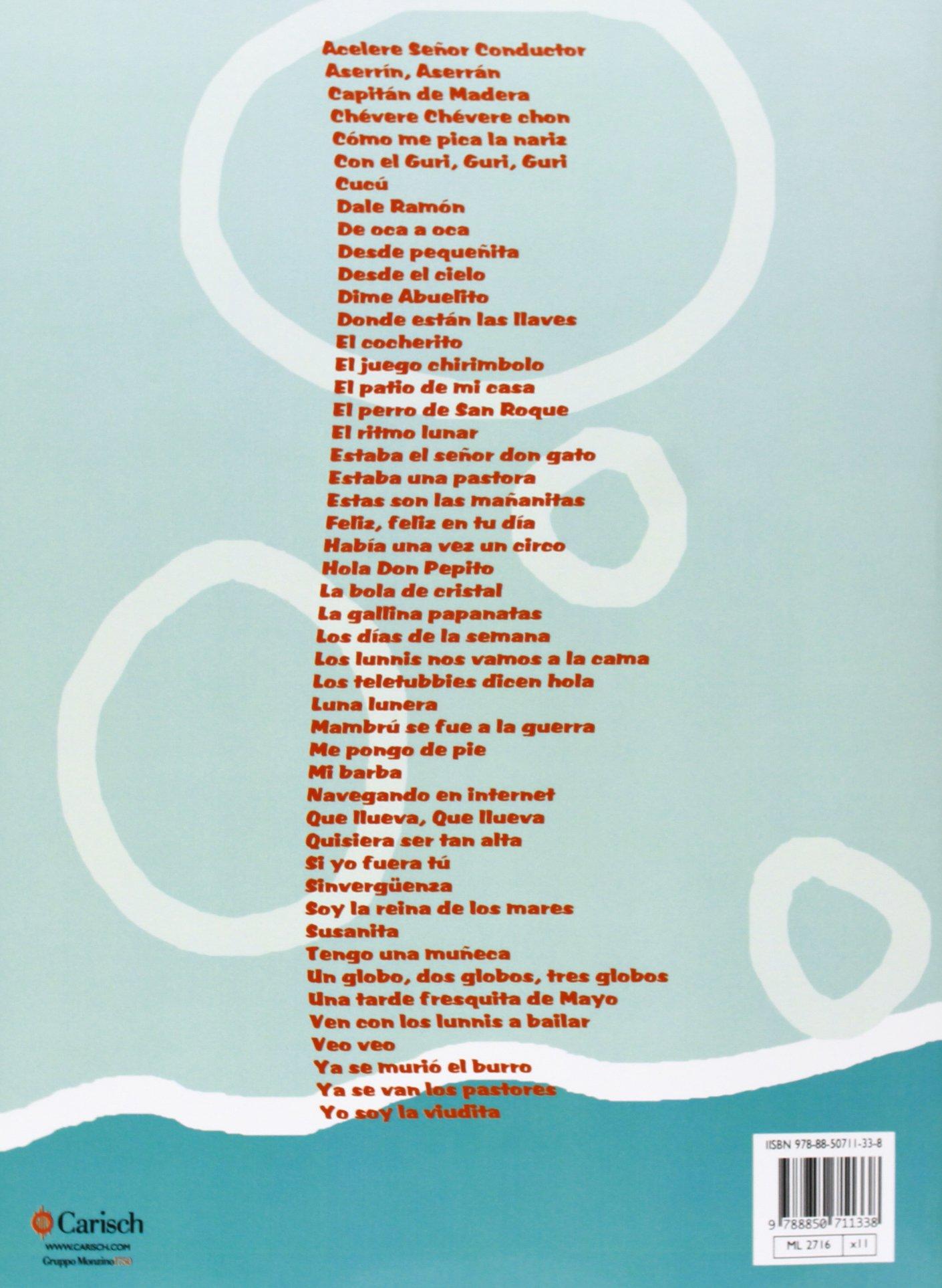 CONCINA F. - Antologia de Piano Infantil para Piano: CONCINA F.: 9788850711338: Amazon.com: Books