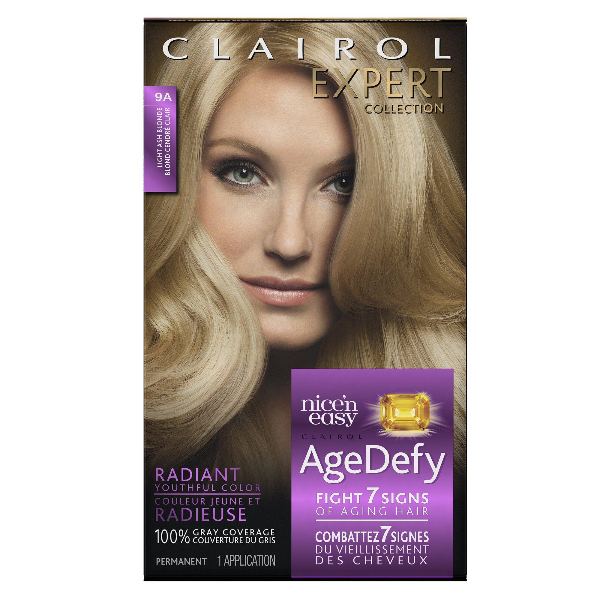Amazon Com Clairol Age Defy Expert Collection 8a Medium
