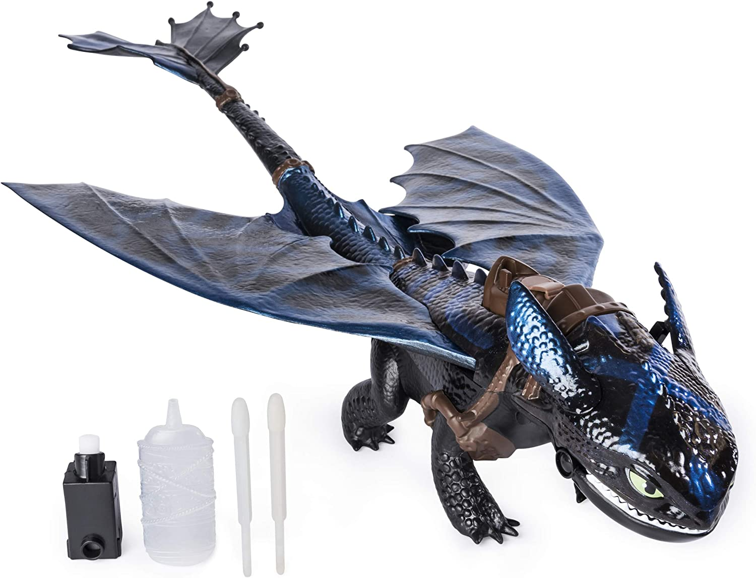 Movie Line - Actionfig Fire Breathing Toothless Ohnezahn 6045436 Dragons