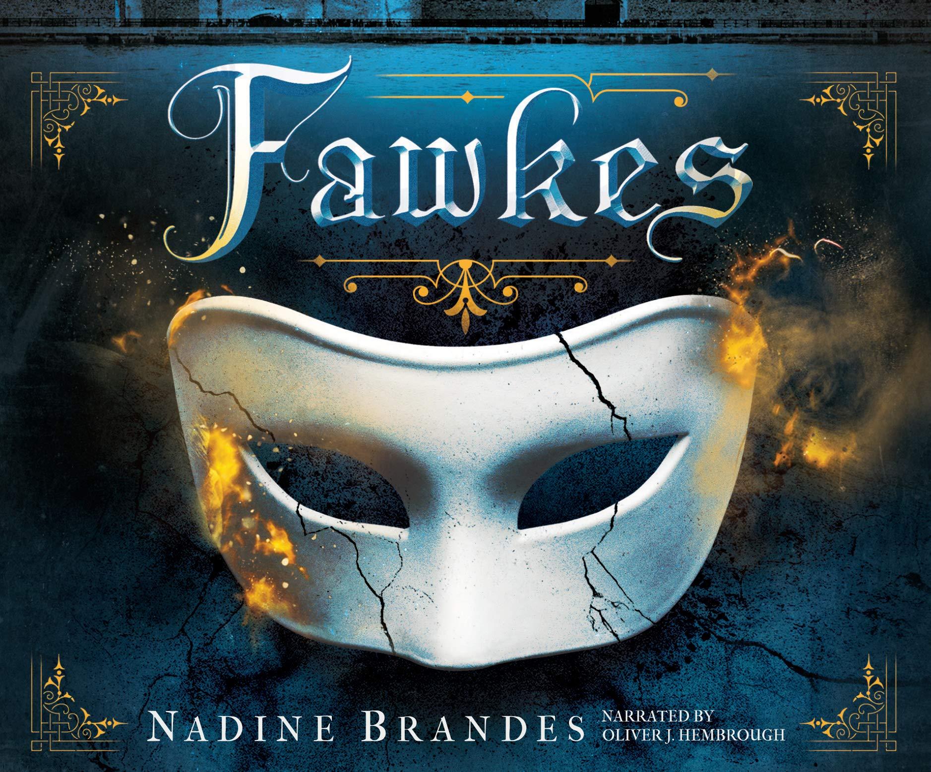Amazon.com: Fawkes: A Novel (9781974906291): Nadine Brandes, Oliver ...